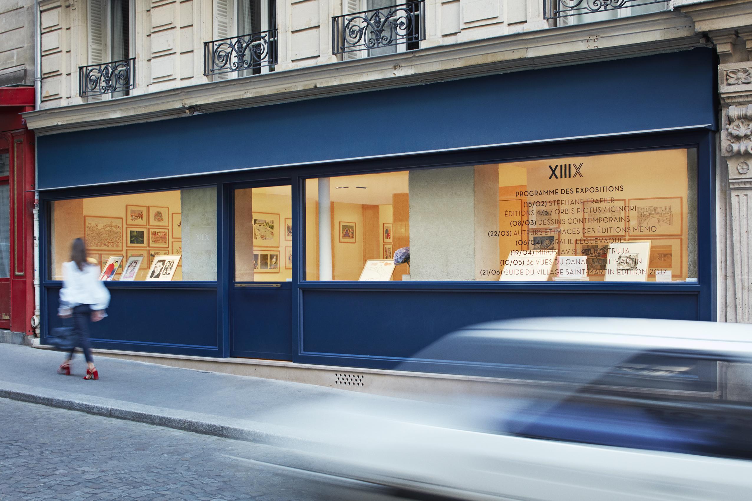 Atelier van Wassenhove_Galerie Le Treize Dix_01 ©Aurélien Chauvaud