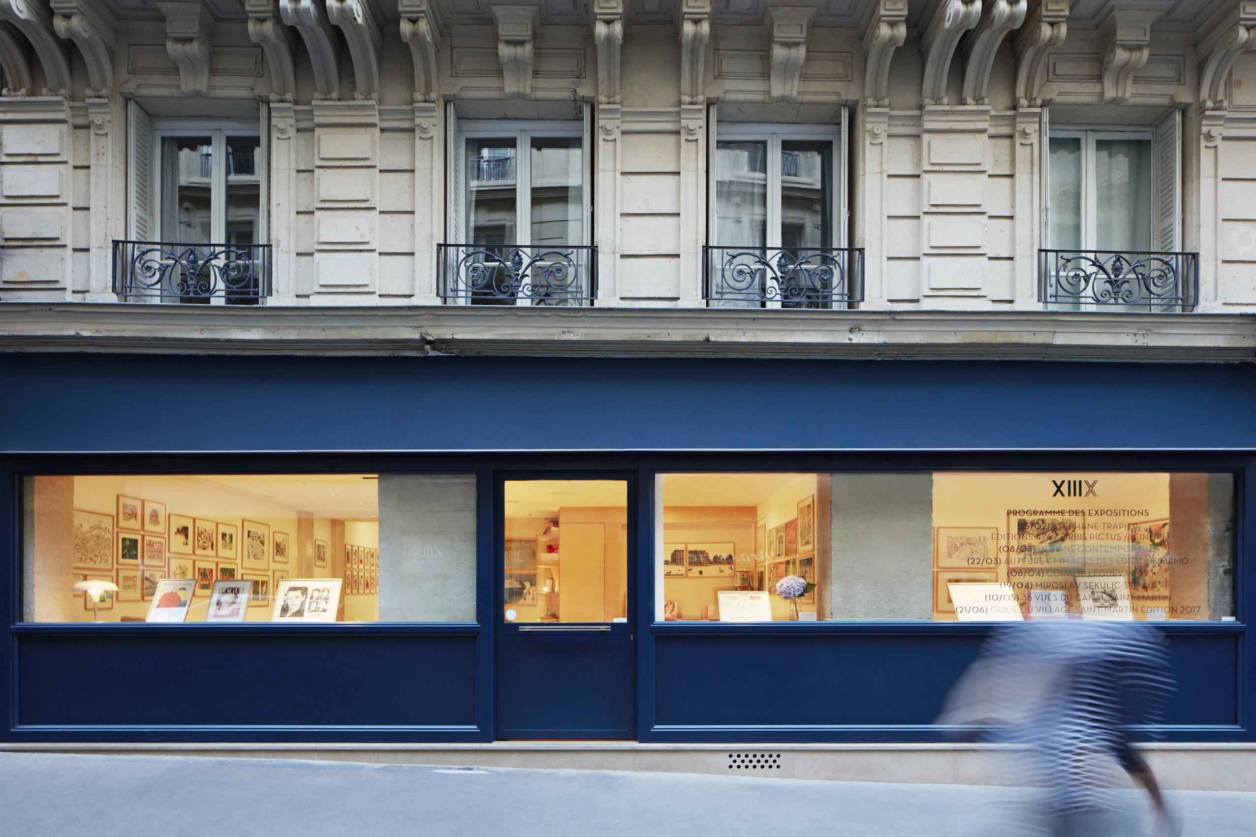 Atelier van Wassenhove_Galerie Le Treize Dix_02 ©Aurélien Chauvaud