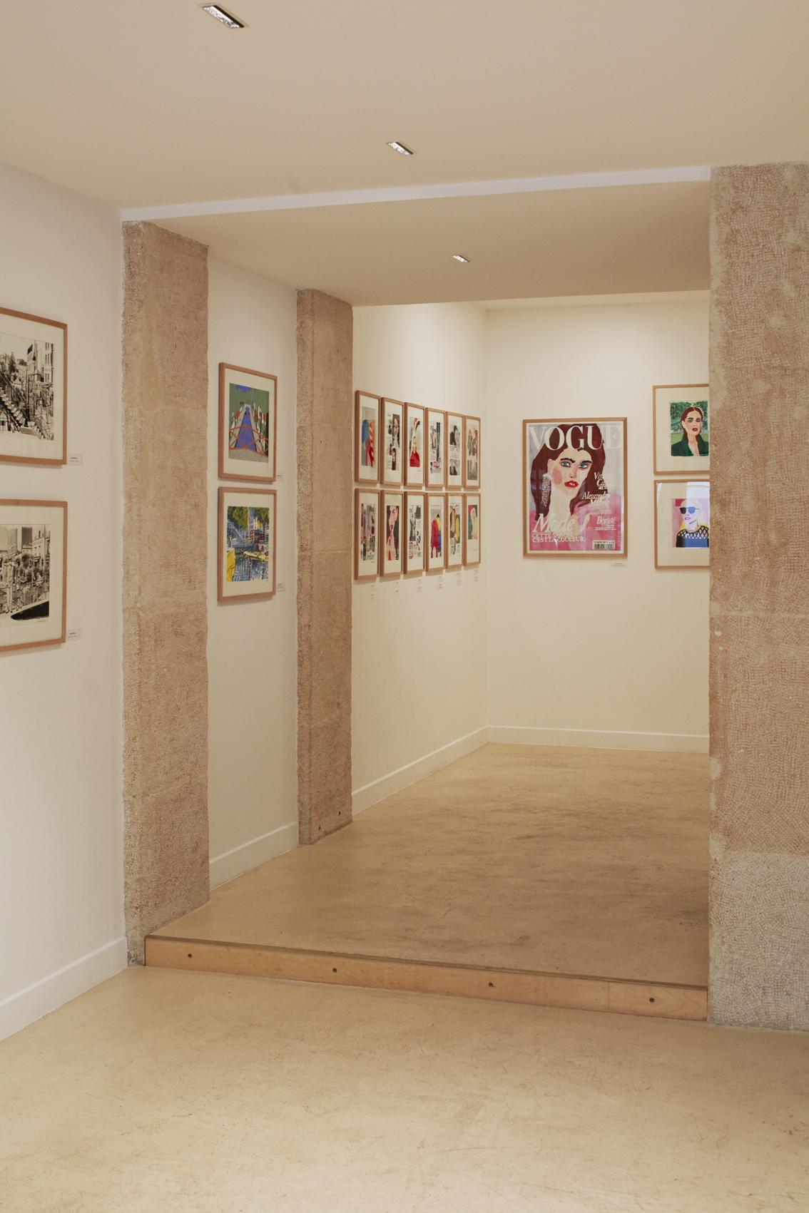 Atelier van Wassenhove_Galerie Le Treize Dix_04 ©Aurélien Chauvaud