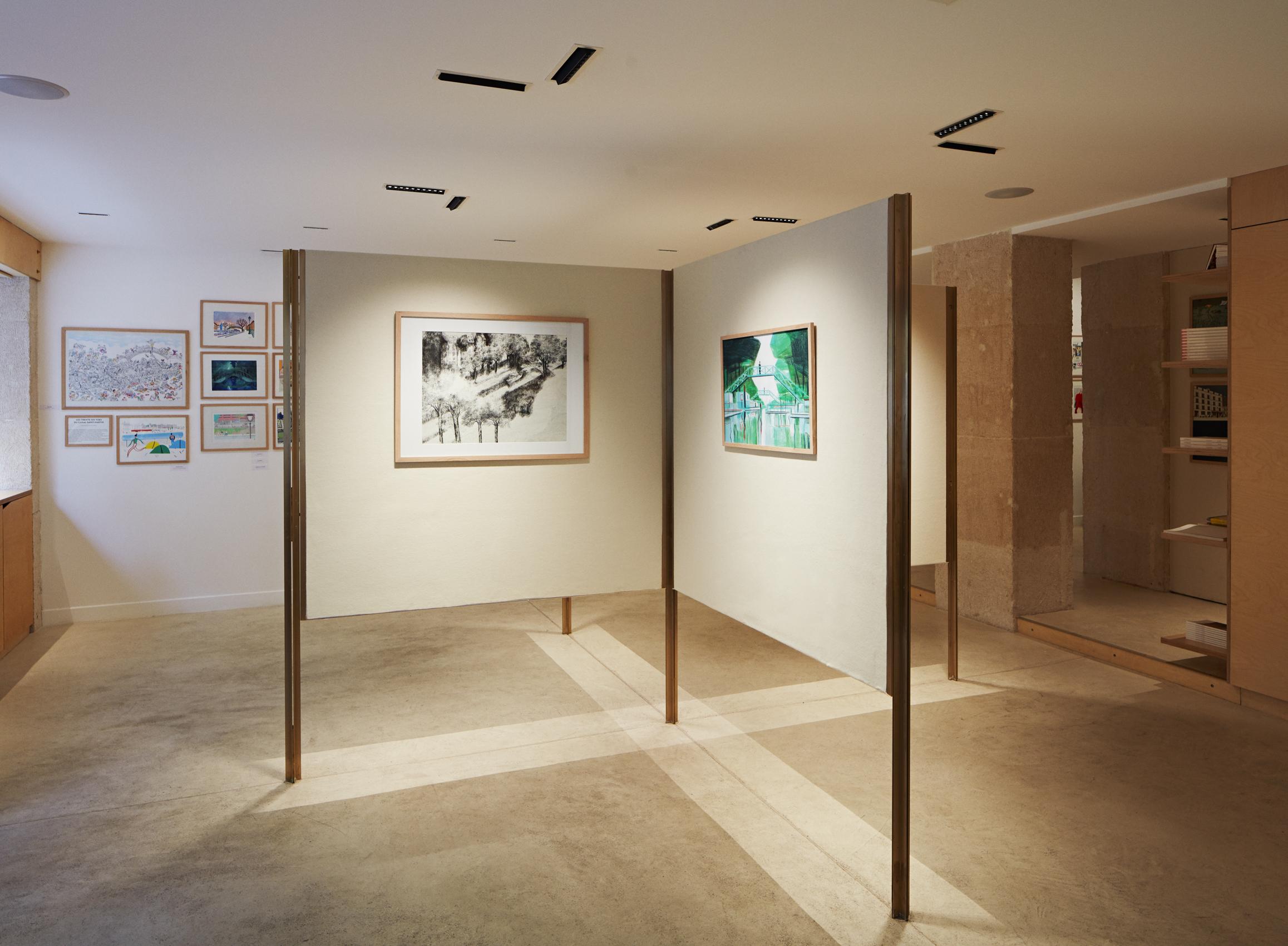Atelier van Wassenhove_Galerie Le Treize Dix_05 ©Aurélien Chauvaudjpg