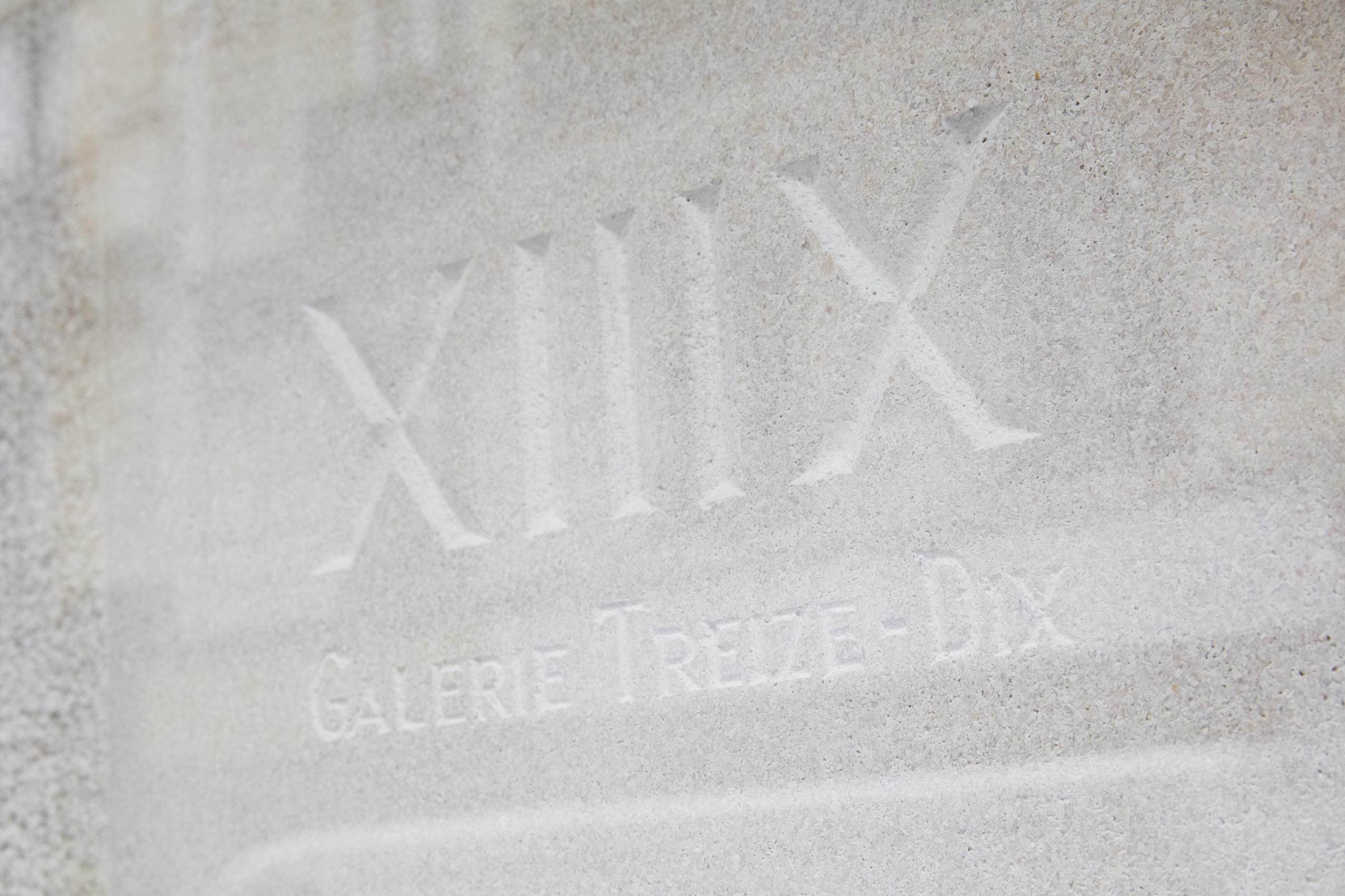 Atelier van Wassenhove_Galerie Le Treize Dix_11 ©Aurélien Chauvaud
