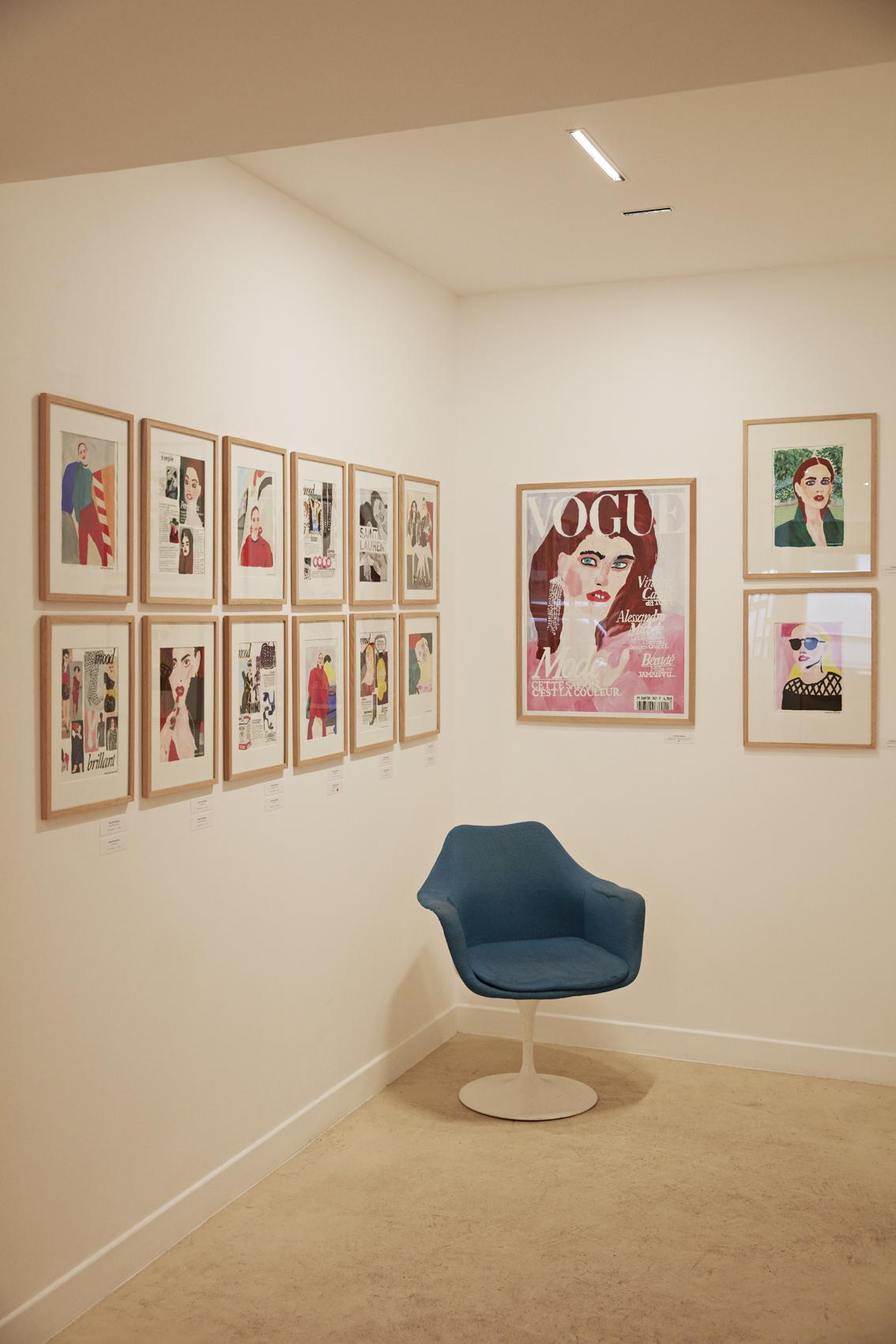 Atelier van Wassenhove_Galerie Le Treize Dix_13 ©Aurélien Chauvaud