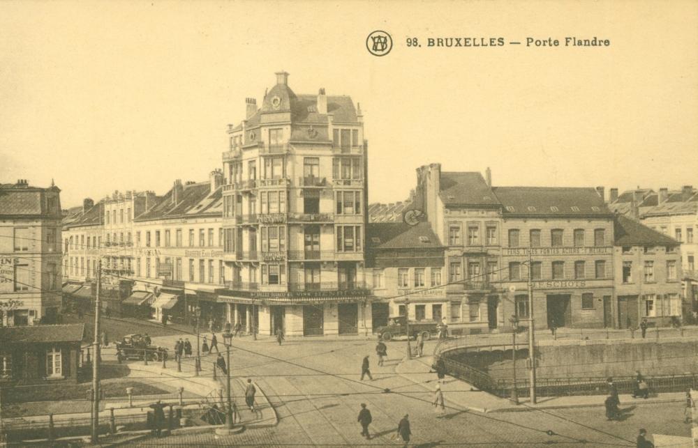 Atelier van Wassenhove_ Porte de Flandre 1898